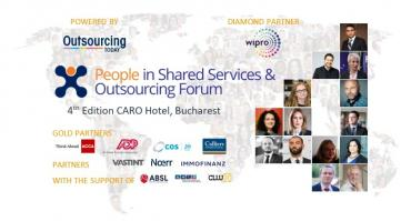 Ready for People in Shared Services & Outsourcing Forum on October